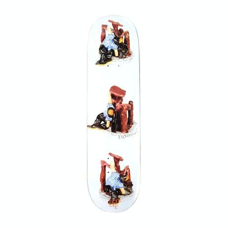 Hoddle Williams Street Ceramic Skateboard Deck