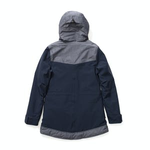 Holden Shelter Women's Snowboard Jacket 2019 - Navy