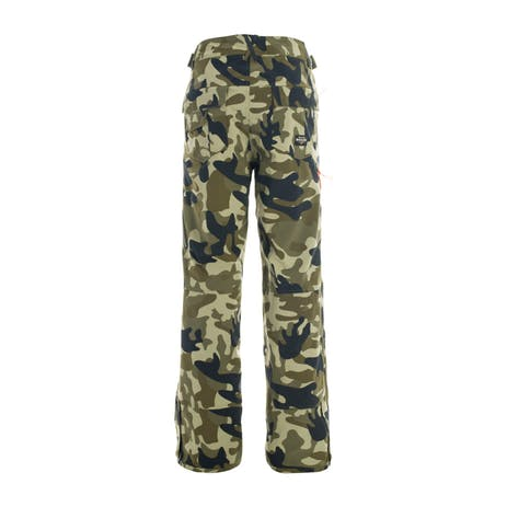 Holden Division Snowboard Pant 2018 - Camo