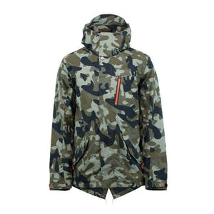 Holden M51 Fishtail Snowboard Jacket 2018 - Camo