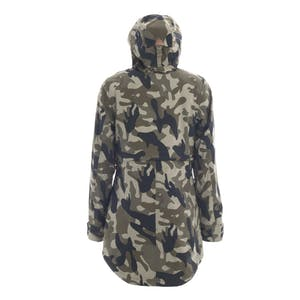 Holden Shelter Women's Snowboard Jacket 2018 - Camo