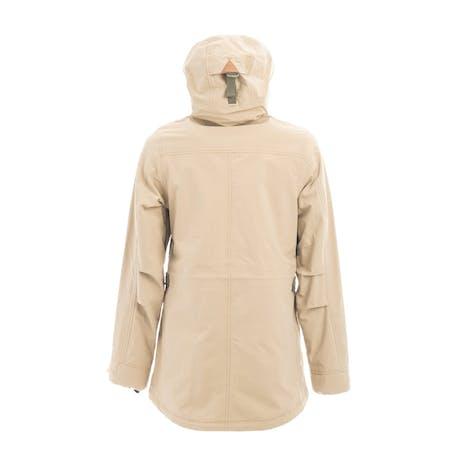 Holden Cypress Women's Snowboard Jacket 2018 - Oat