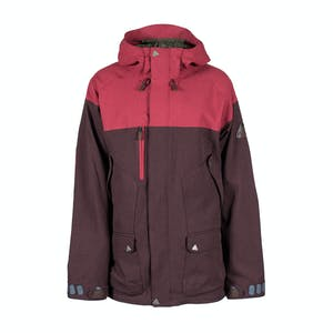 INI Caravan Snowboard Jacket - Brown