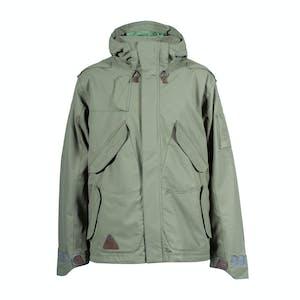 INI Trooper Snowboard Jacket - Olive