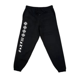 Independent Ante Fleece Pant - Black