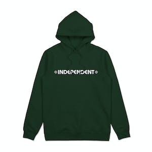 Independent Bar Cross Pop Hoodie - Pine