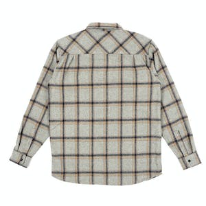 Independent Chainsaw Flannel Shirt - Stone