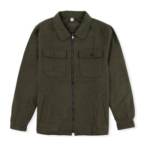 Independent Chainsaw Reversible Jacket - Jungle
