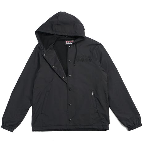 Independent Ante Crosses Spray Jacket - Black