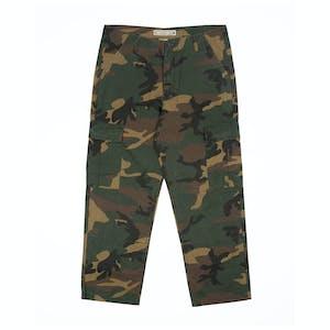Independent No BS Ripstop Cargo Pant - Camo