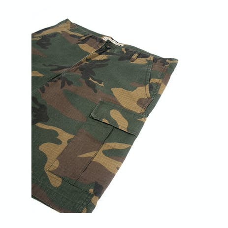 Independent No BS Ripstop Cargo Short - Camo