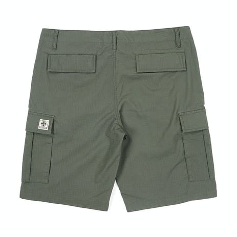 Independent No BS Ripstop Cargo Short - Jungle
