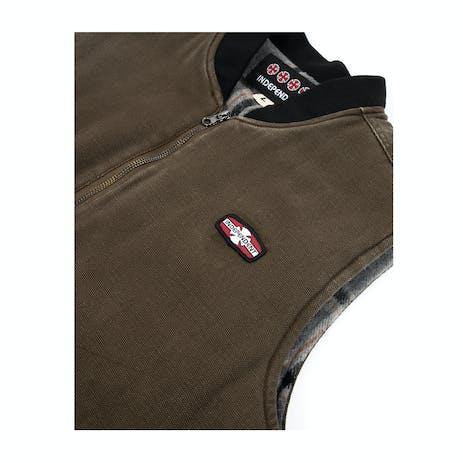 Independent OGBC Rigid Work Vest - Mocca