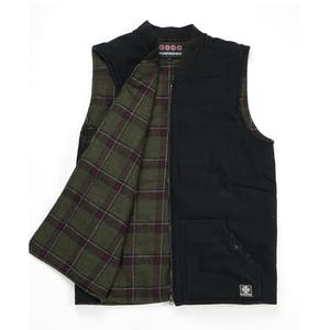 Independent TC Work Vest - Black
