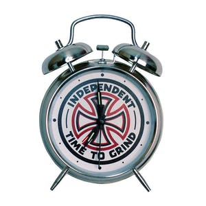 Independent Time to Grind Alarm Clock