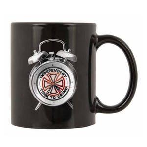 Independent Time to Grind Mug