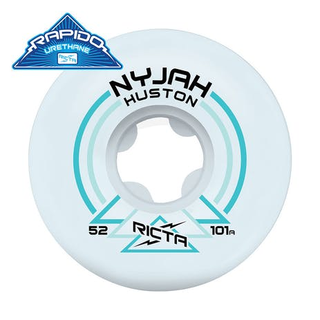 Ricta Nyjah Pro Rapido 52mm Skateboard Wheels