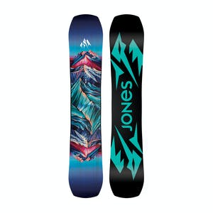 Jones Twin Sister Women's Snowboard 2021