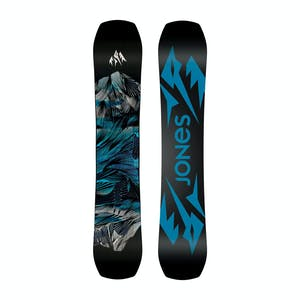 Jones Mountain Twin Snowboard 2022