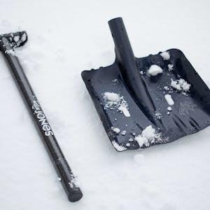 Jones Excavator Carbon Shovel