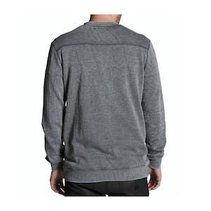 Kr3w Dallas Long Sleeve Sweatshirt — Vintage Grey