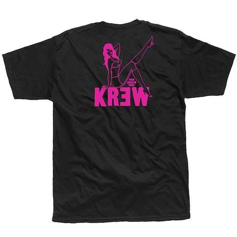 Kr3w Lady K T-Shirt – Black