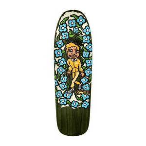 """Krooked Gonz Sweatpants 9.81"""" Skateboard Deck"""