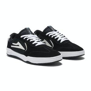 Lakai Atlantic Skate Shoe - Black/White