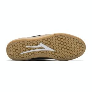 Lakai Cambridge Skate Shoe - Black/Gum