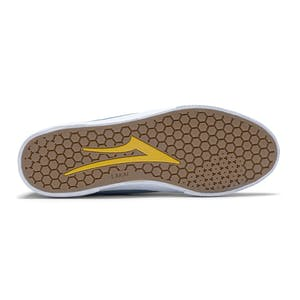 Lakai Cambridge Skate Shoe - Slate/Yellow