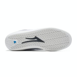 Lakai Carroll Skate Shoe - Light Blue Suede
