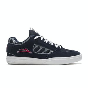 Lakai Carroll Skate Shoe - Navy