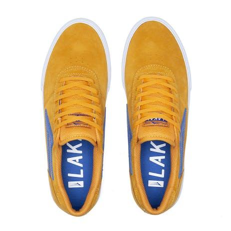 Lakai Manchester Skate Shoe - Mandarin Suede