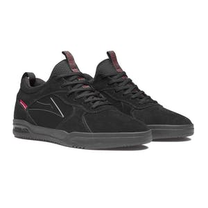 Lakai x Independent Proto Tony Hawk Skate Shoe - Indy Black Suede