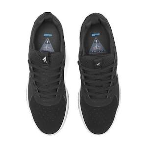 Lakai Proto Tony Hawk Skate Shoe - Black Suede