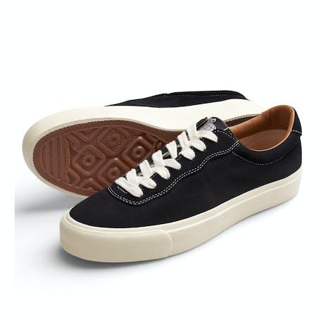Last Resort VM001 Canvas Skate Shoe - Black/White