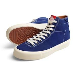 Last Resort VM001 Canvas Hi Skate Shoe - True Blue/White