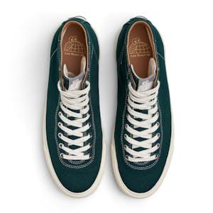 Last Resort VM001 Canvas Hi Skate Shoe - Emerald/White