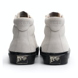Last Resort VM001 Hi Skate Shoe - White/Black