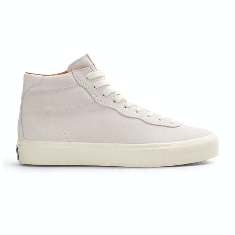 Last Resort VM001 Hi Skate Shoe - White/White