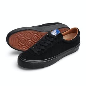 Last Resort VM001 Skate Shoe - Black/Black
