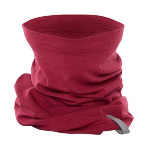 Le Bent Definitive 200 Neckwarmer - Pomegranate