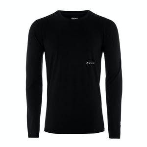 Le Bent 260 Base Layer Crew - Black