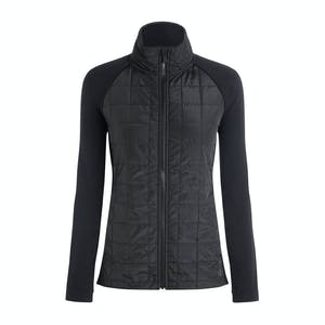 Le Bent Genepi 260 Women's Mid Layer Jacket - Black