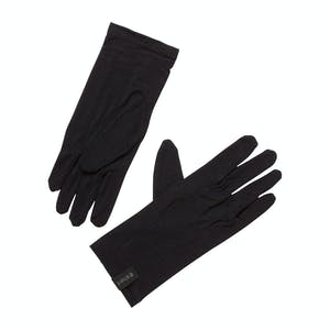 Le Bent Midweight 260 Glove Liners - Black