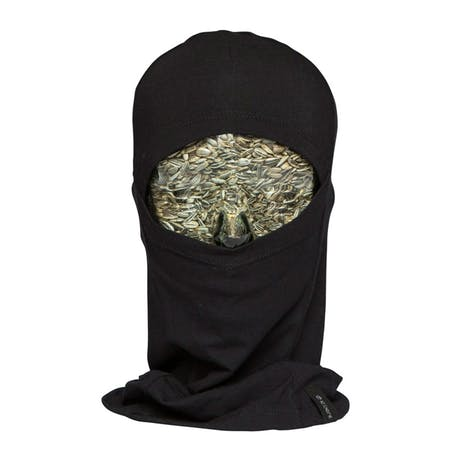 Le Bent Definitive 200 Balaclava - Black