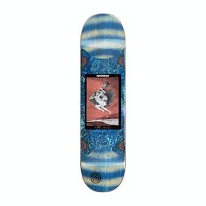 "Madness Alla Popsicle Slick 8.625"" Skateboard Deck - Blue Swirl"