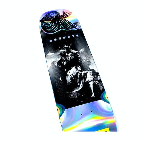 "Madness Beckett Spellbound Impact Light 8.75"" Skateboard Deck - Holographic"