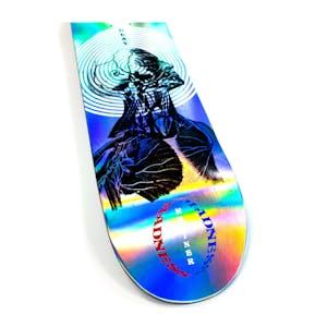 "Madness Kreiner Inside Out Impact Light 8.25"" Skateboard Deck - Holographic"