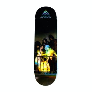 "Madness Creeper 8.75"" Skateboard Deck - Holographic"